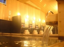 ●1F 天然温泉大浴場