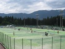 大原運動公園テニスコート