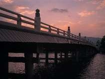 瀬田の唐橋