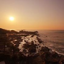 景色 夕暮れ 海