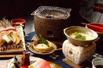 お食事処「山の音」地鶏料理