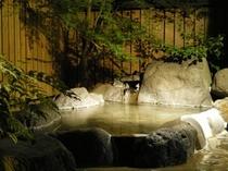 「柊」夜の露天