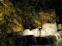 柊夜の露天