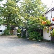 柿木と旅館2
