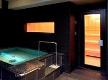 フィットネス&スパリノ 浴室