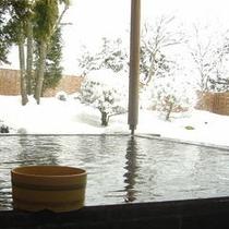 雪見露天風呂「浦島」