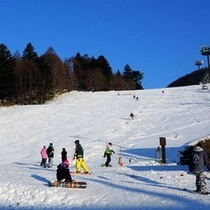 各スキー場