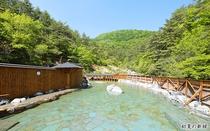 西の河原大露天風呂