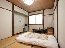 【和室】アウトバス・トイレ