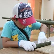 【月替わりの無料体験】★竹細工体験★小学生のお子様も参加できます!