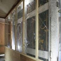 陽明門修復に伴う壁画