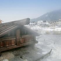 源泉小屋(冬2)