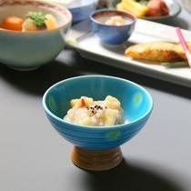 *【茶粥】朝食の幕末の佐賀藩主が健康増進として励行したと言われています。