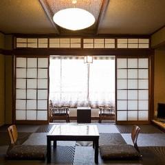 和室8-10畳・1泊夕食(朝なし)