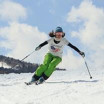 春スキーイメージ
