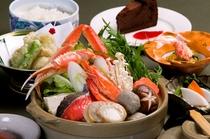 ヴィラ1 ロベリア 海鮮寄せ鍋