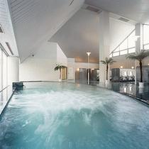 温泉パティオ大浴場