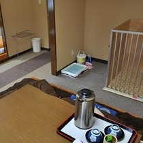 ペット部屋和室1