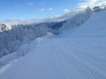立山山麓スキー場らいちょうバレーエリア2