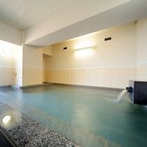 男性大浴場 【花沢の湯】        17:00~24:00、翌5:30~8:00利用可