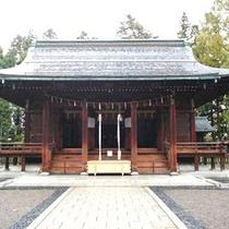 上杉謙信を祀る上杉神社