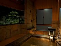 露天風呂客室(若神子・一例)