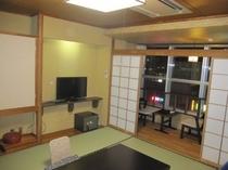 タウンサイド:和室8畳+広縁