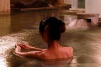 庭園露天風呂:女性