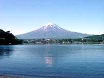 富士山がふたつ・・