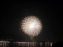 河口湖花火祭り