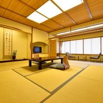 12.5畳スタンダード客室。部屋付でなくとも温泉は露天風呂・大浴場があれば十分!というお客様はこちら