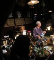 【津軽じょっぱり漁屋酒場】※毎晩19時から1階にて津軽三味線のショーを行っております※