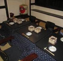 【津軽じょっぱり漁屋酒場】年中無休で営業!店内写真