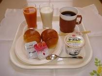 朝食315円