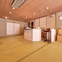 *◆別館◆フロント/落ち着いた純和風の空間でくつろぎたい方には別館がお勧めです。