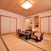 *◆別館◆和室11畳/大浴場・貸切風呂のある純和風の別館で、くつろぎのひとときを!