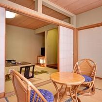 *◆別館◆和室16畳/別館和室の中で一番広いタイプ。ファミリー、グループにお勧め。