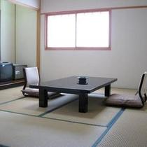 2F6畳または8畳の和室の部屋
