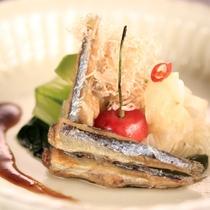 【D+KIRISHIMA】【一口/夕食一例】お口直しのさっぱりとした1品にも鹿児島の旨みを