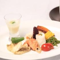 【D+KIRISHIMA】【愛犬用朝食】1日の元気は朝食から。ワンちゃんの朝食もご用意致します。