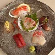 鮮魚7種盛り!