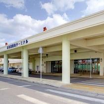 離島ターミナル入口