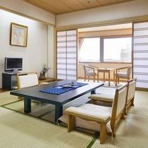 一般客室 和室10畳バストイレ付