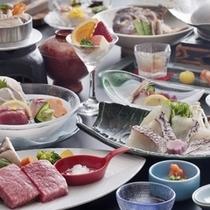 3湯めぐり夏(1番人気)料理イメージ