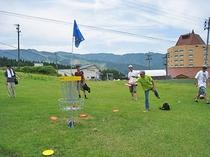 舞子高原リゾート・ディスクゴルフ(当ロッヂから徒歩約5分)