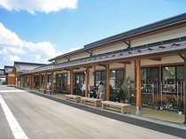 道の駅 南魚沼「雪あかり」(当ロッヂから車で約5分)