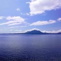 【支笏湖】