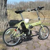【レンタサイクル・貸し自転車】〜草花や森林の香りの中で、支笏湖の澄んだ空気や風を感じてみませんか?〜