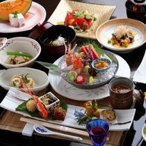 【夕食一例】