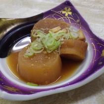 【ご夕食例】